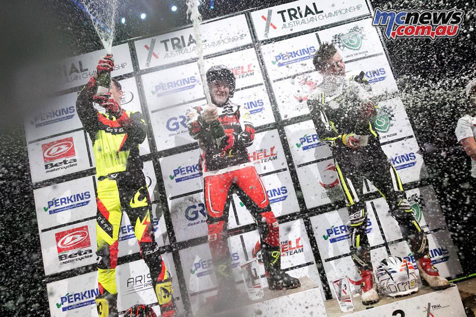 Australian X Trial Championship Wollongong