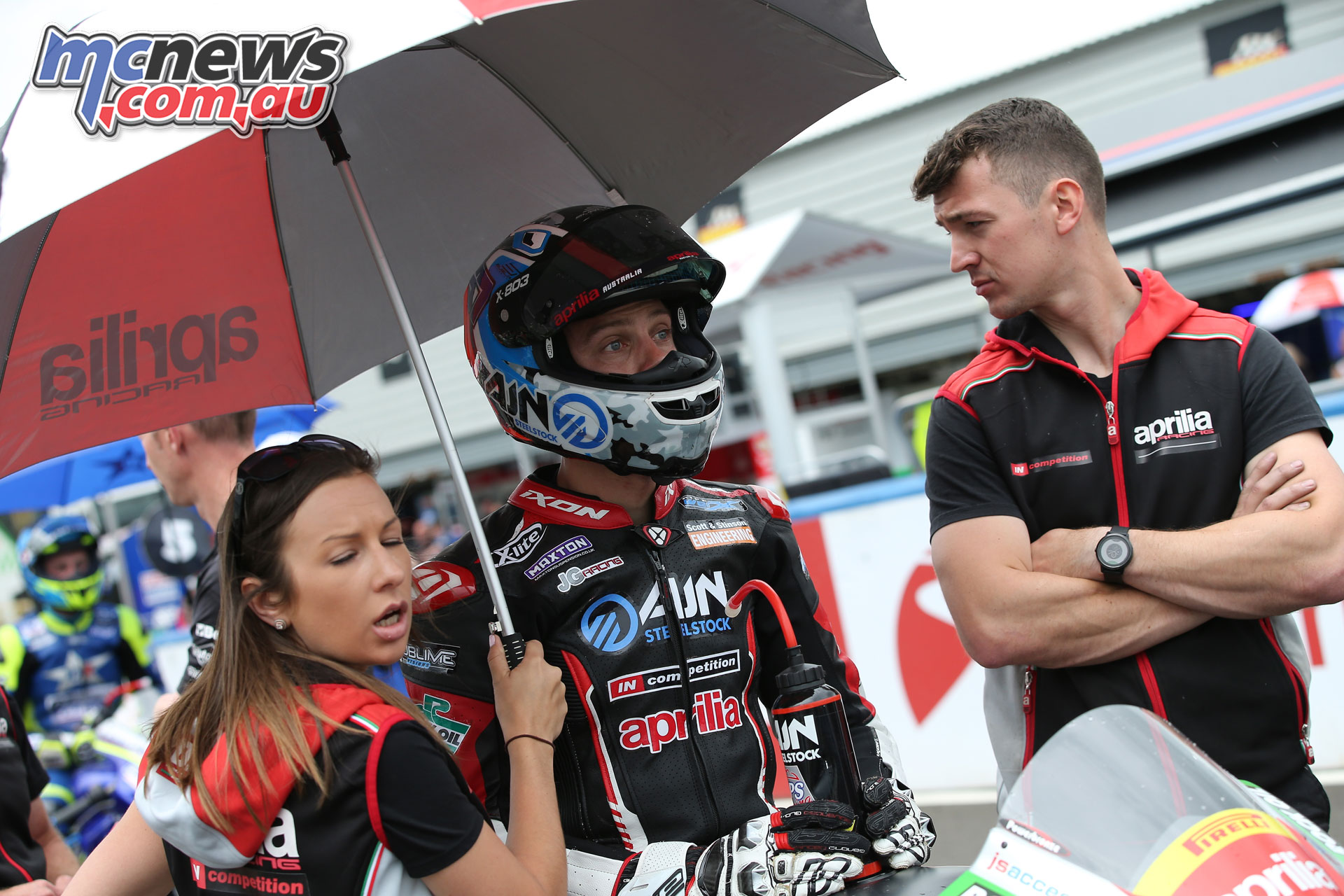 BSB Rnd Knockhill Levi Day AROA