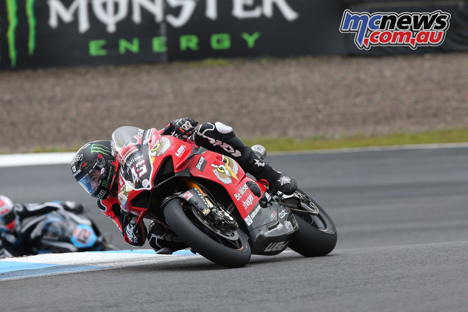 BSB Rnd Knockhill Scott Redding AUYA