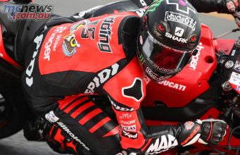 BSB Snetterton Fri Redding