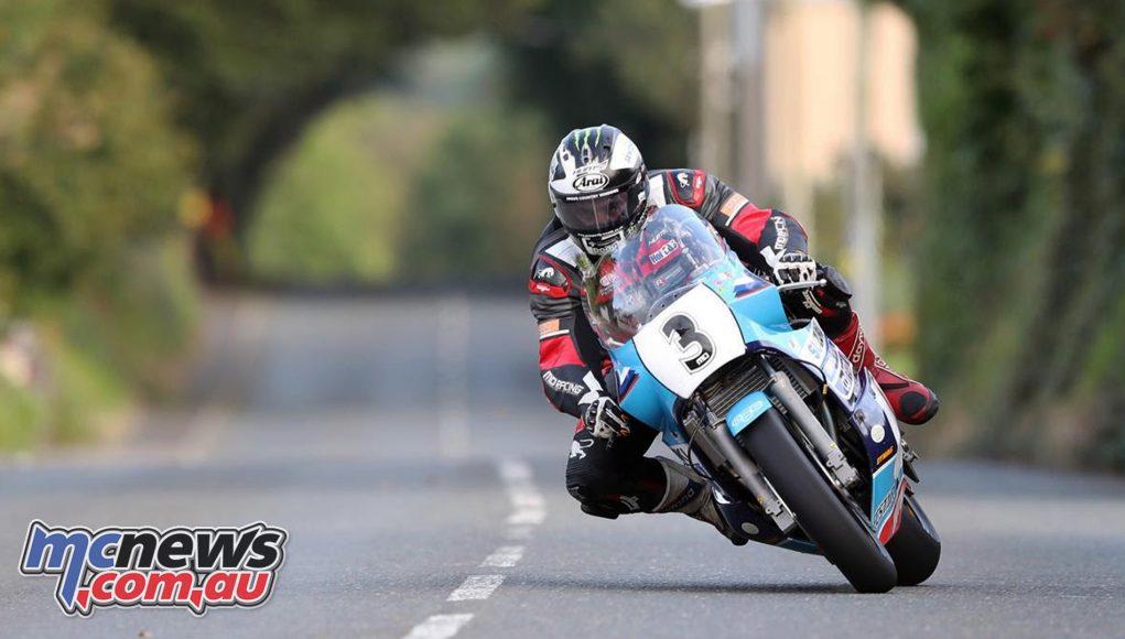 Classic TT preview Michael Dunlop