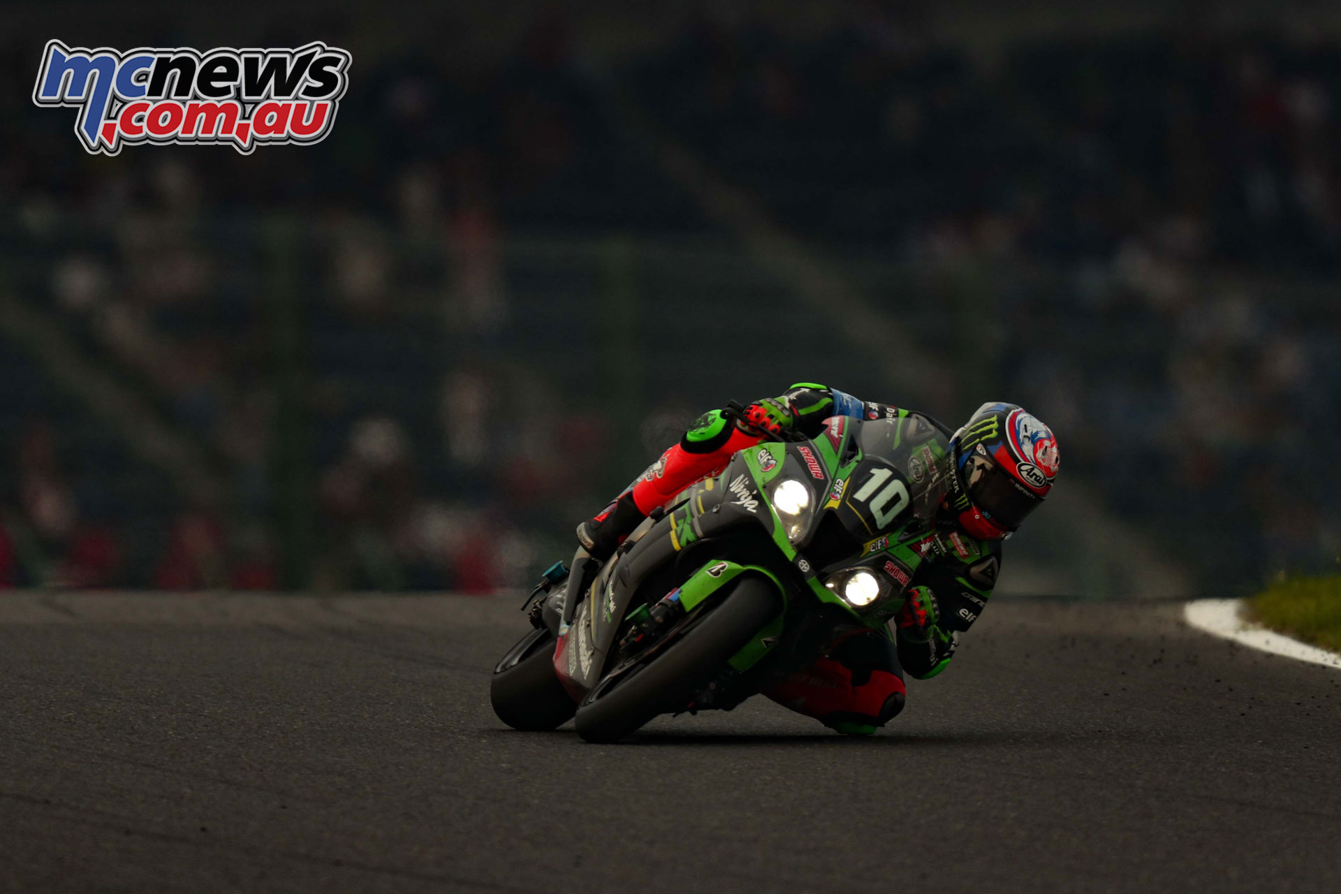 FIM EWC Suzuka Hour Kawasaki Racing Team