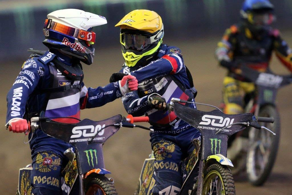 FIM Speedway of Nations Final Dayc