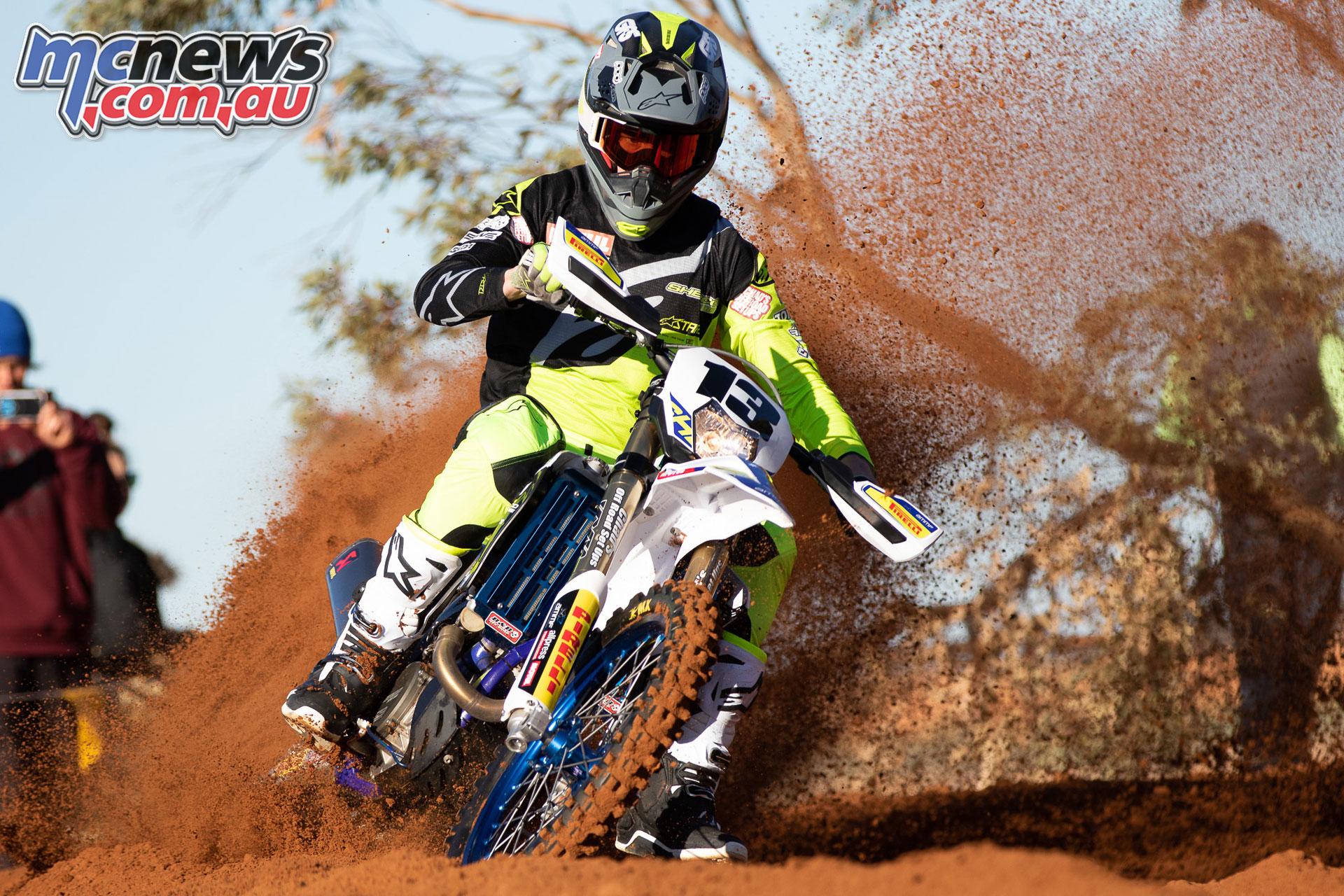 Hattah Desert Race Andy Wilksch