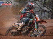 Hattah Desert Race Daniel Milner JPM