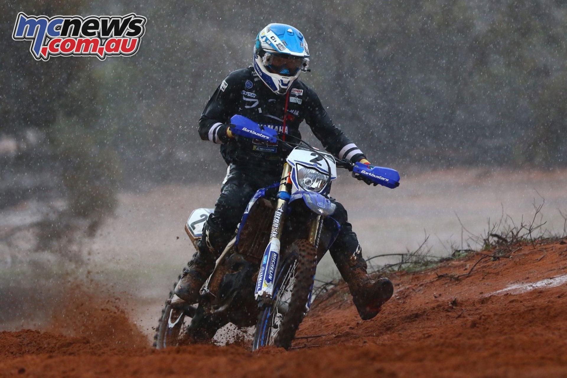 Hattah Desert Race Josh Green