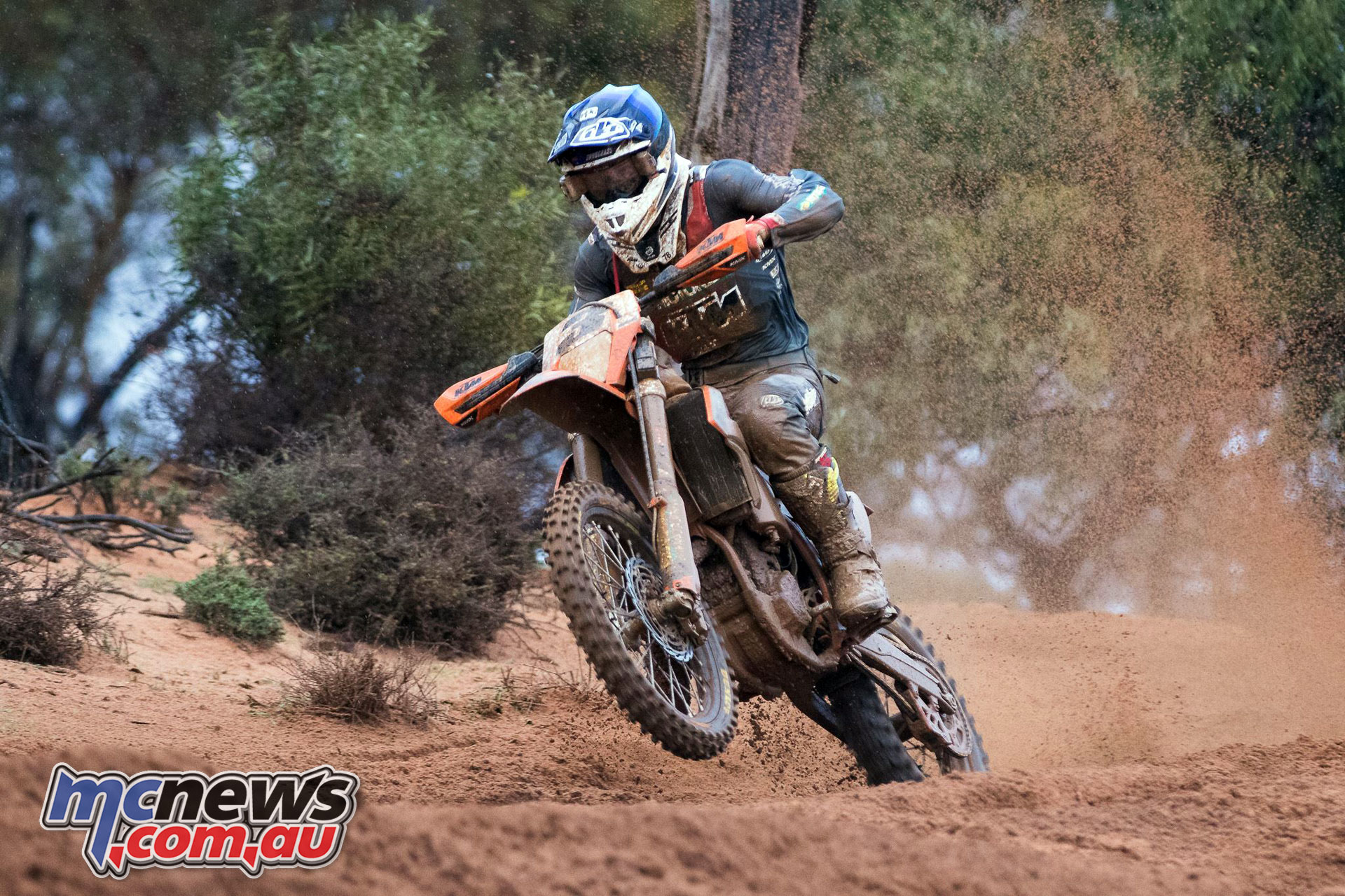 Hattah Desert Race Lyndon Snodgrass JPM