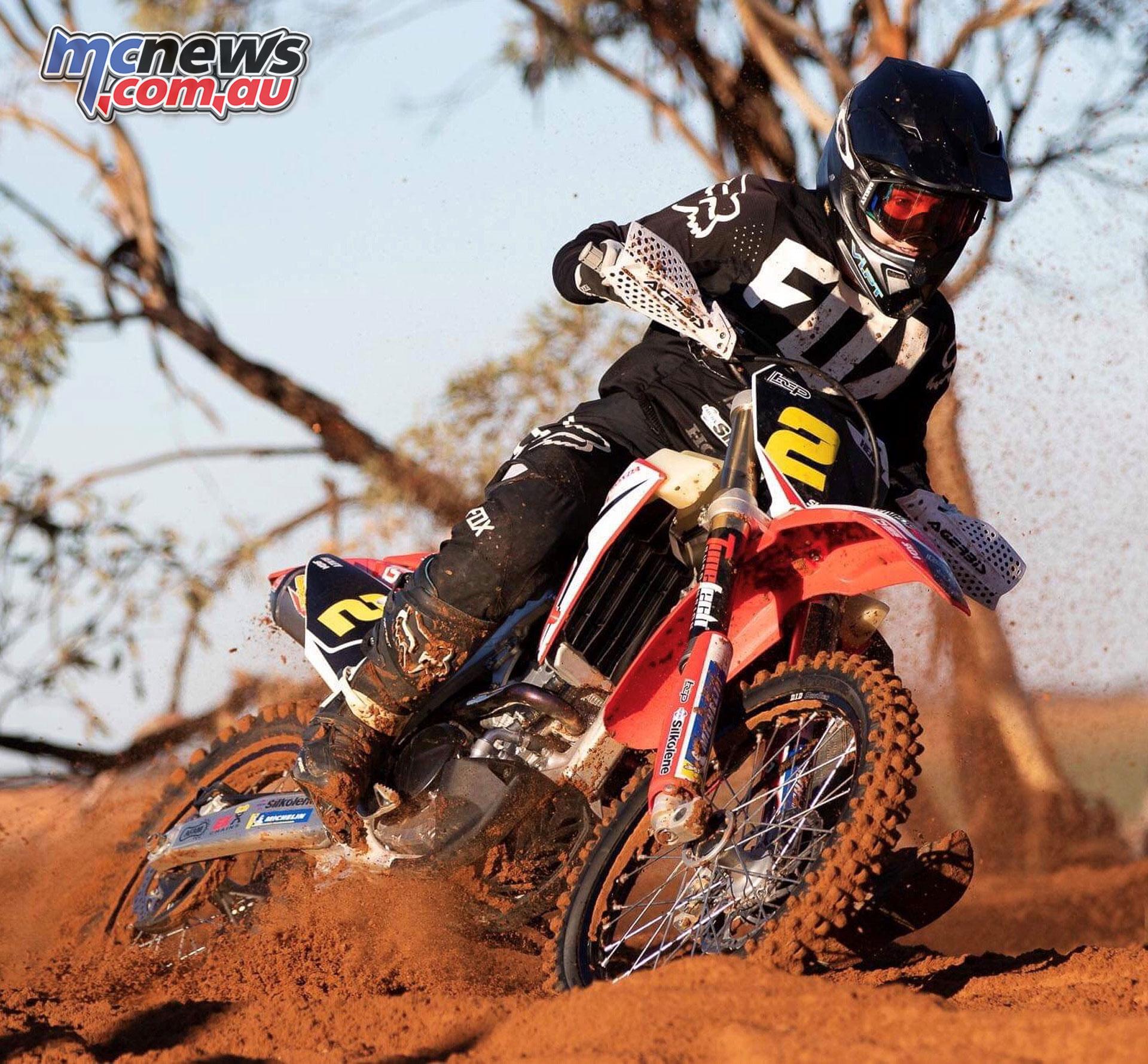 Hattah Desert Race Madi Healey