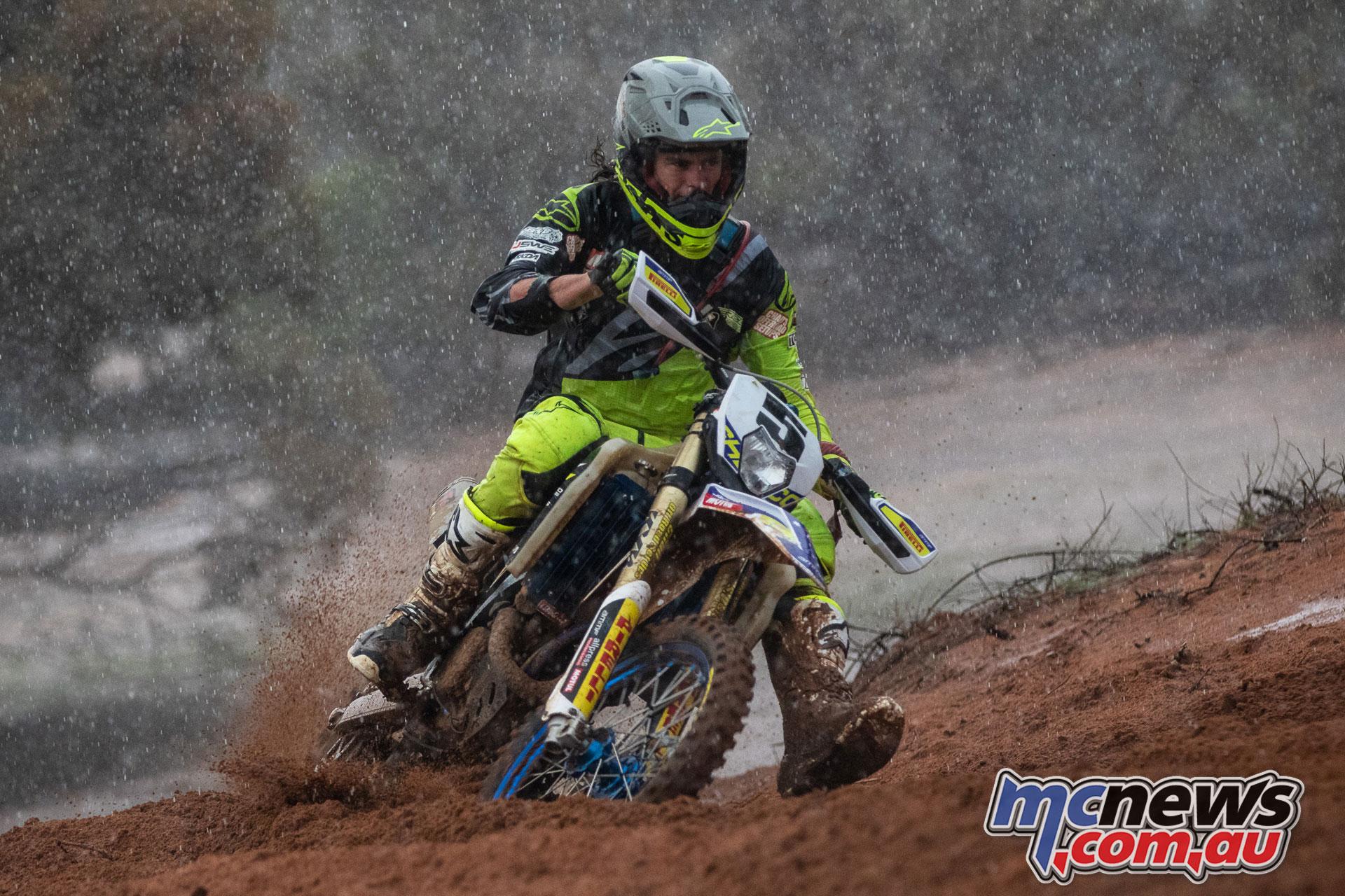 Hattah Desert Race Nathan Trigg