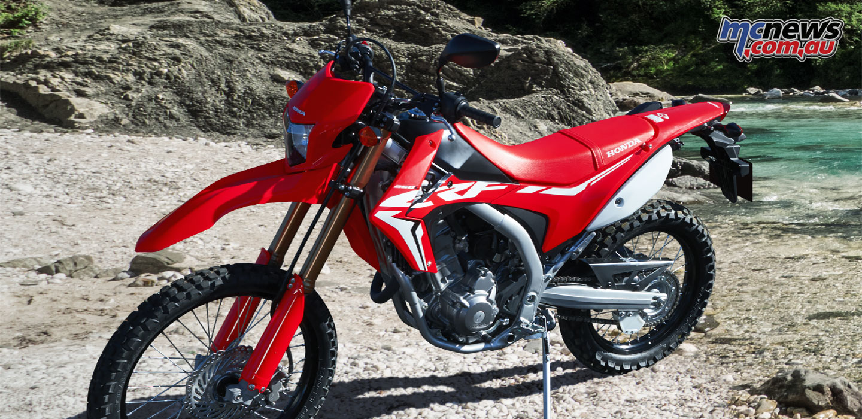 Honda CRFL
