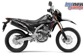 Honda CRFL F