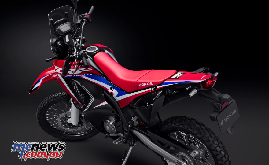 2019 Honda Crf250l Amp Crf250l Rally Arrives In Stores