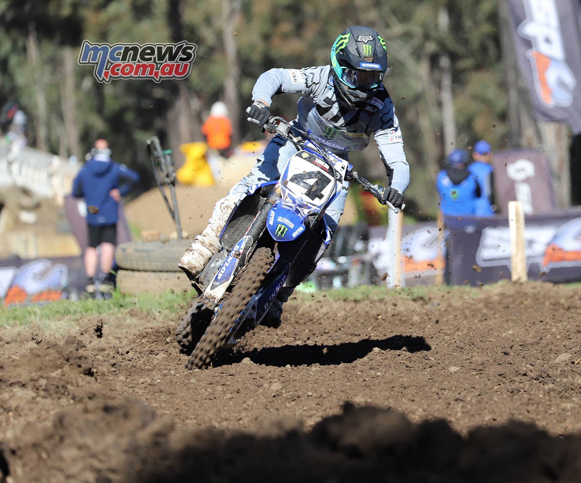 MX Nationals Rnd Maitland MX Luke Clout ImageBellaMaurer