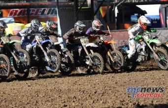 MX Nationals Rnd Maitland MX Start ImageBellaMaurer