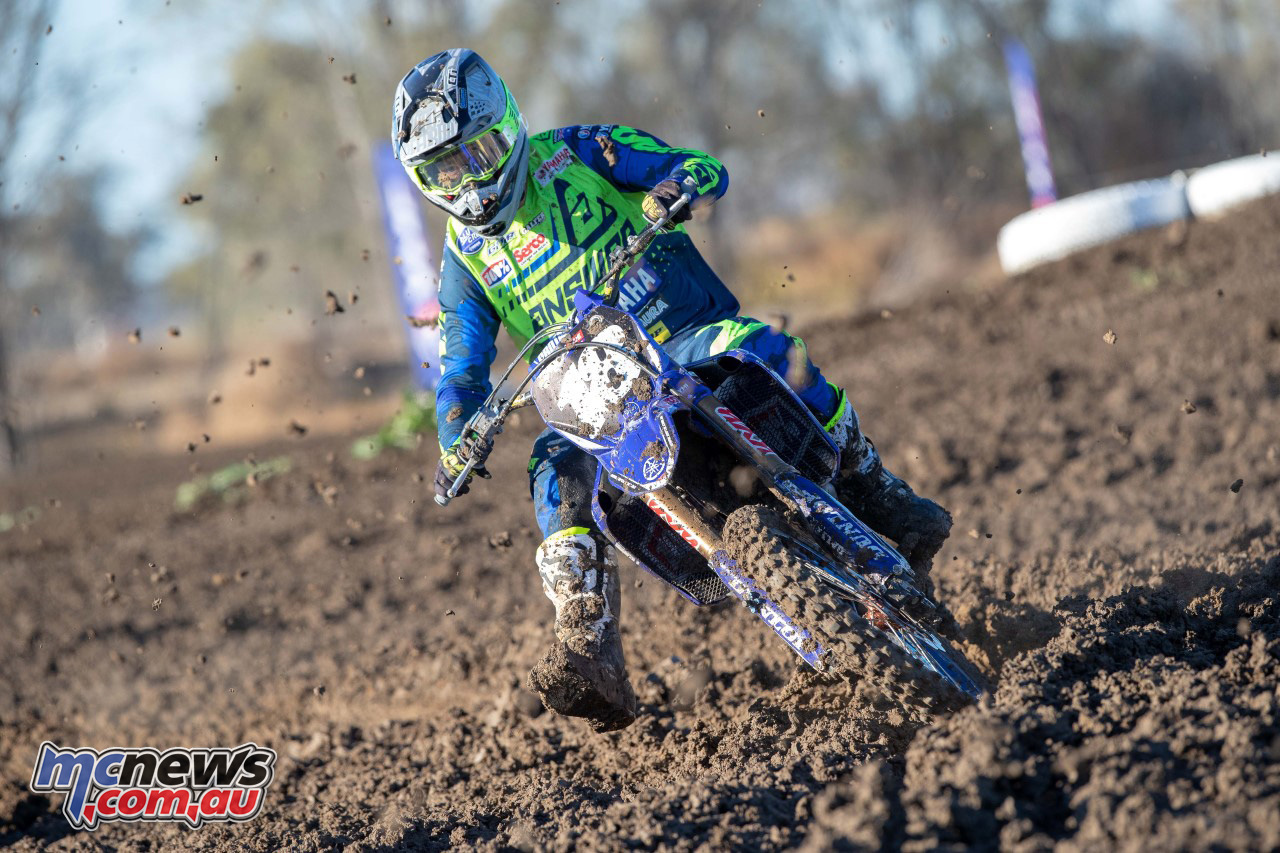 MX Nationals Rnd Moree Aaron Tanti