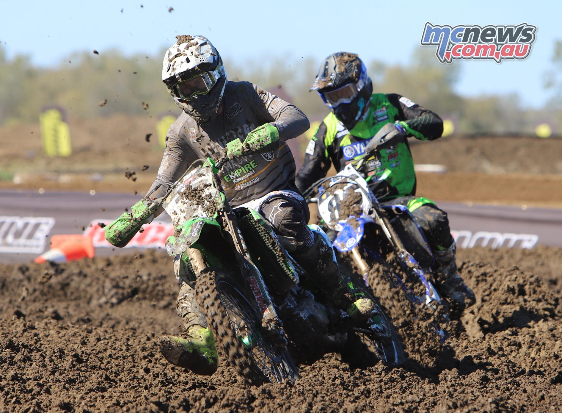MX Nationals Rnd Moree Dylan Long
