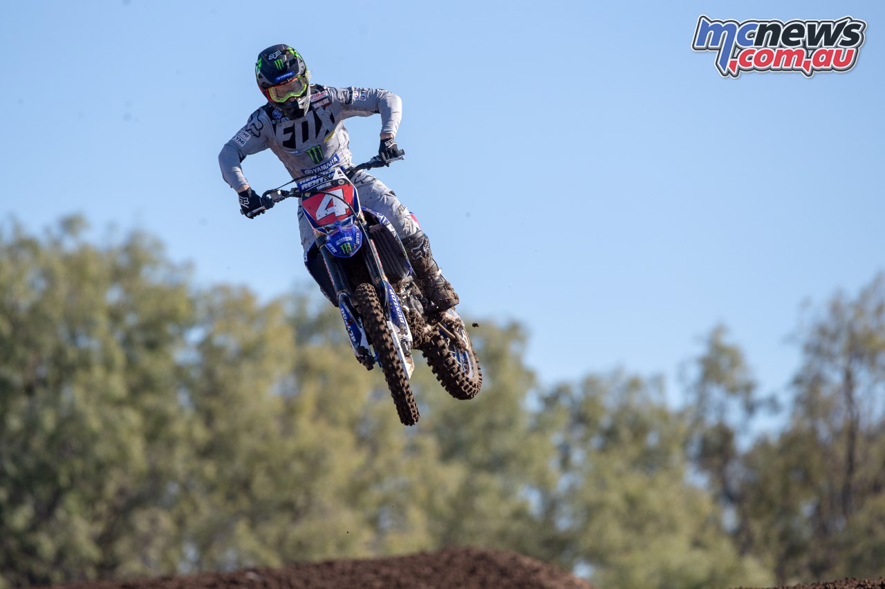 MX Nationals Rnd Moree Luke Clout