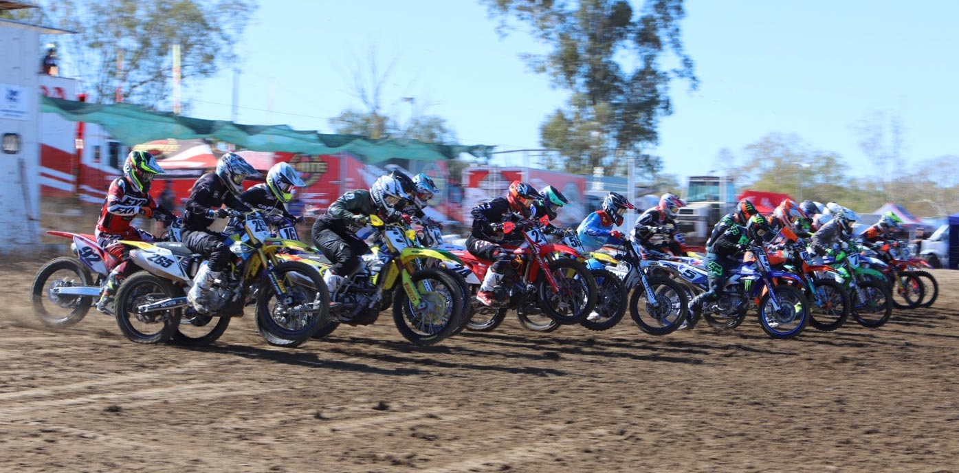 MX Nationals Rnd Moree MX Pro class