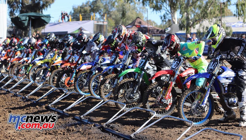 MX Nationals Rnd Moree MX Pro