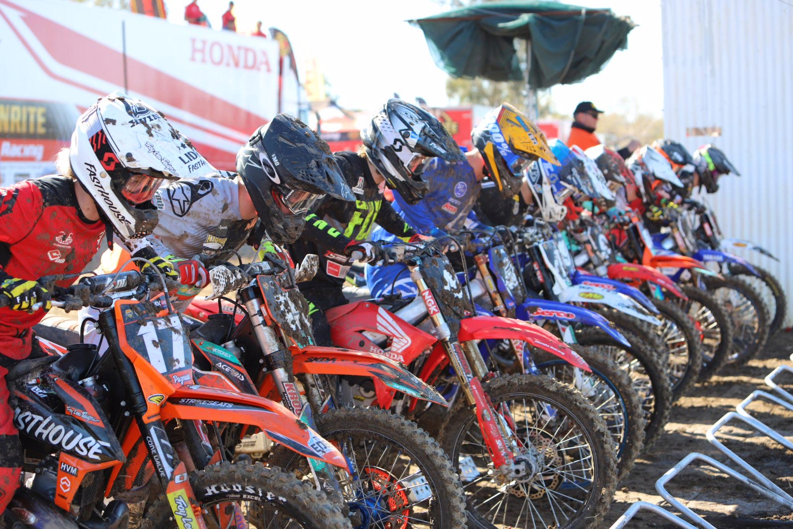 MX Nationals Rnd Moree MXD Under class