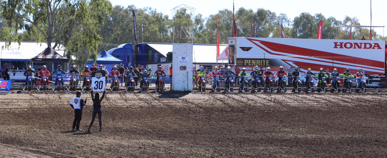 MX Nationals Rnd Moree MXD Under s
