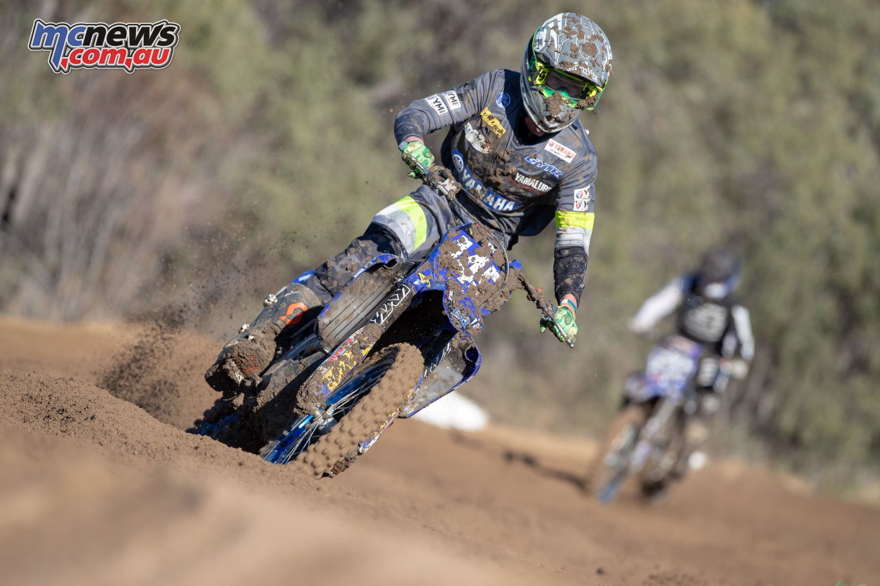 MX Nationals Rnd Moree Max Purvis