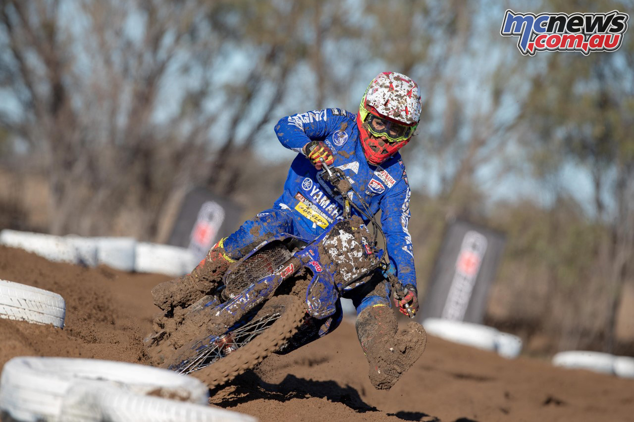 MX Nationals Rnd Moree Nathan Crawford