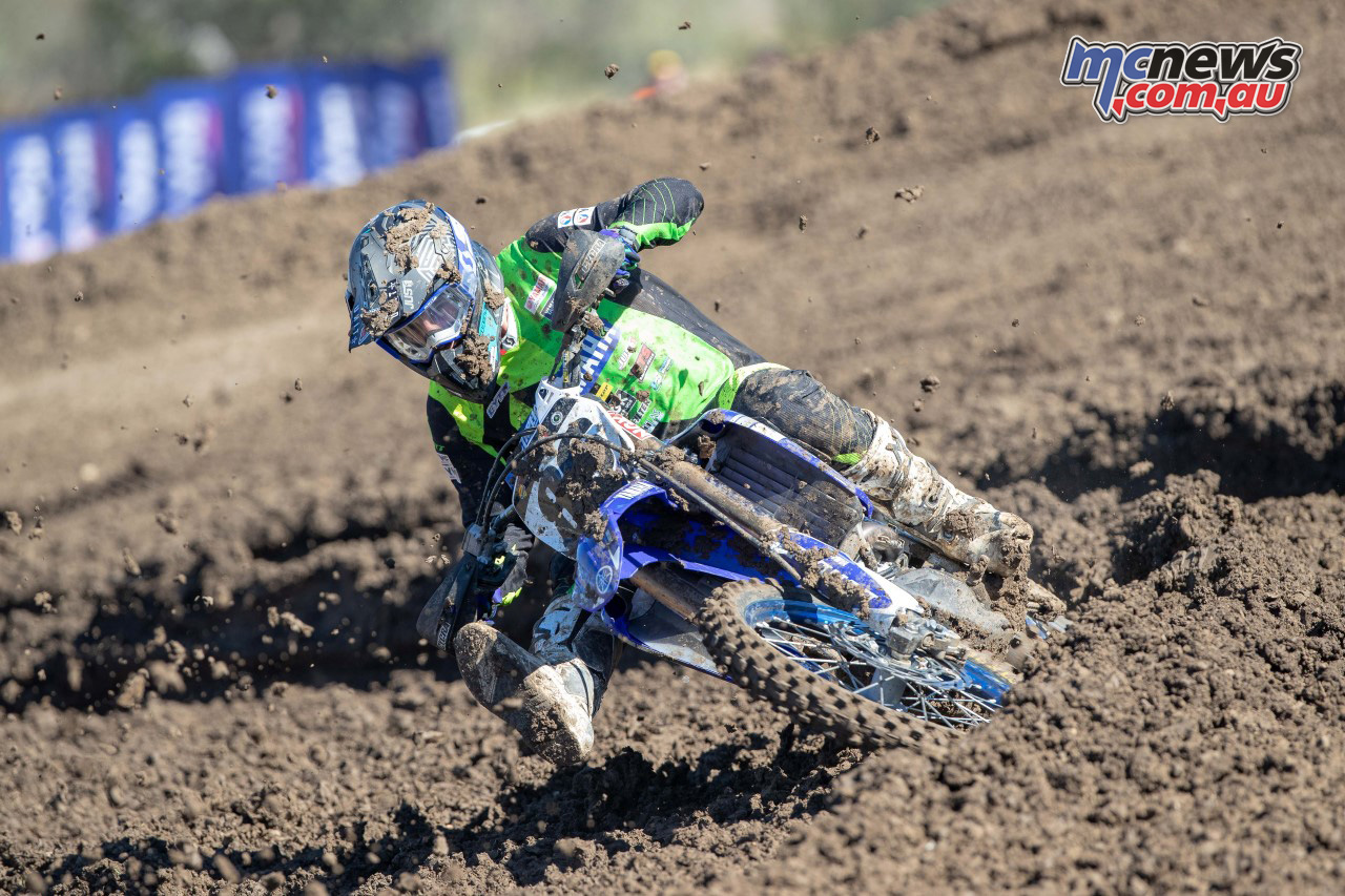 MX Nationals Rnd Moree Richie Evans
