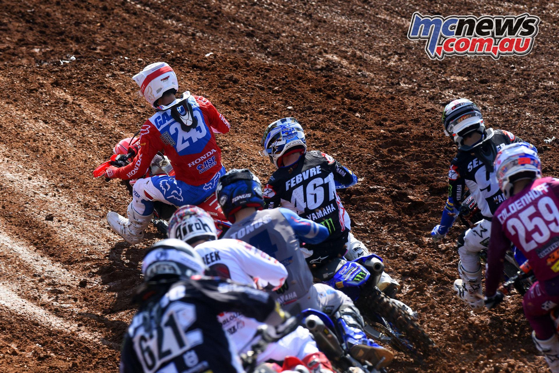 MXGP Asia Semarang Rnd Gajser start