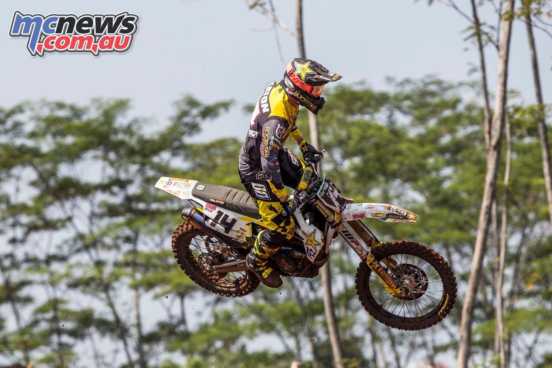 MXGP Asia Semarang Rnd Jed Beaton