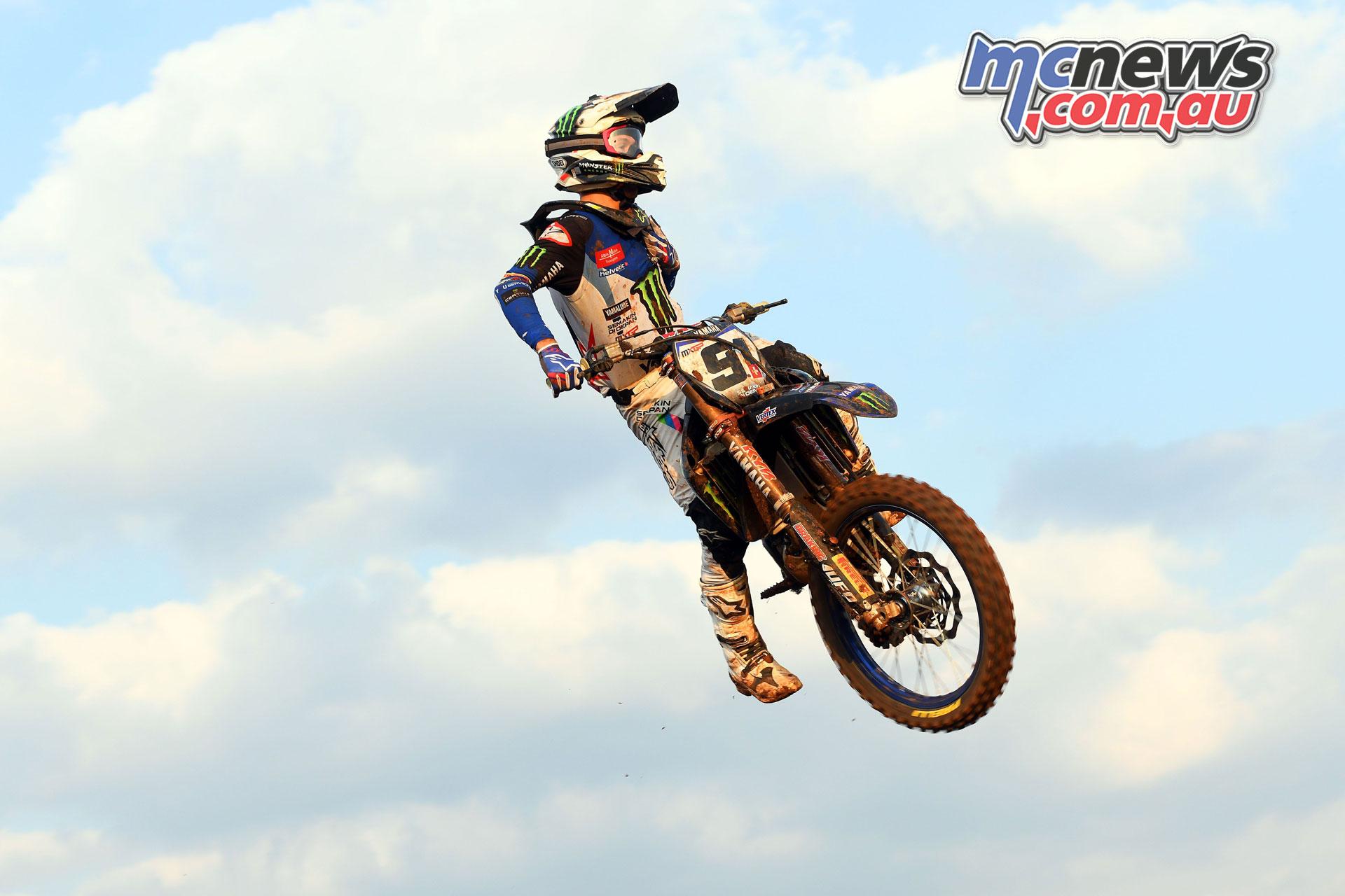 MXGP Asia Semarang Rnd Seewer finish