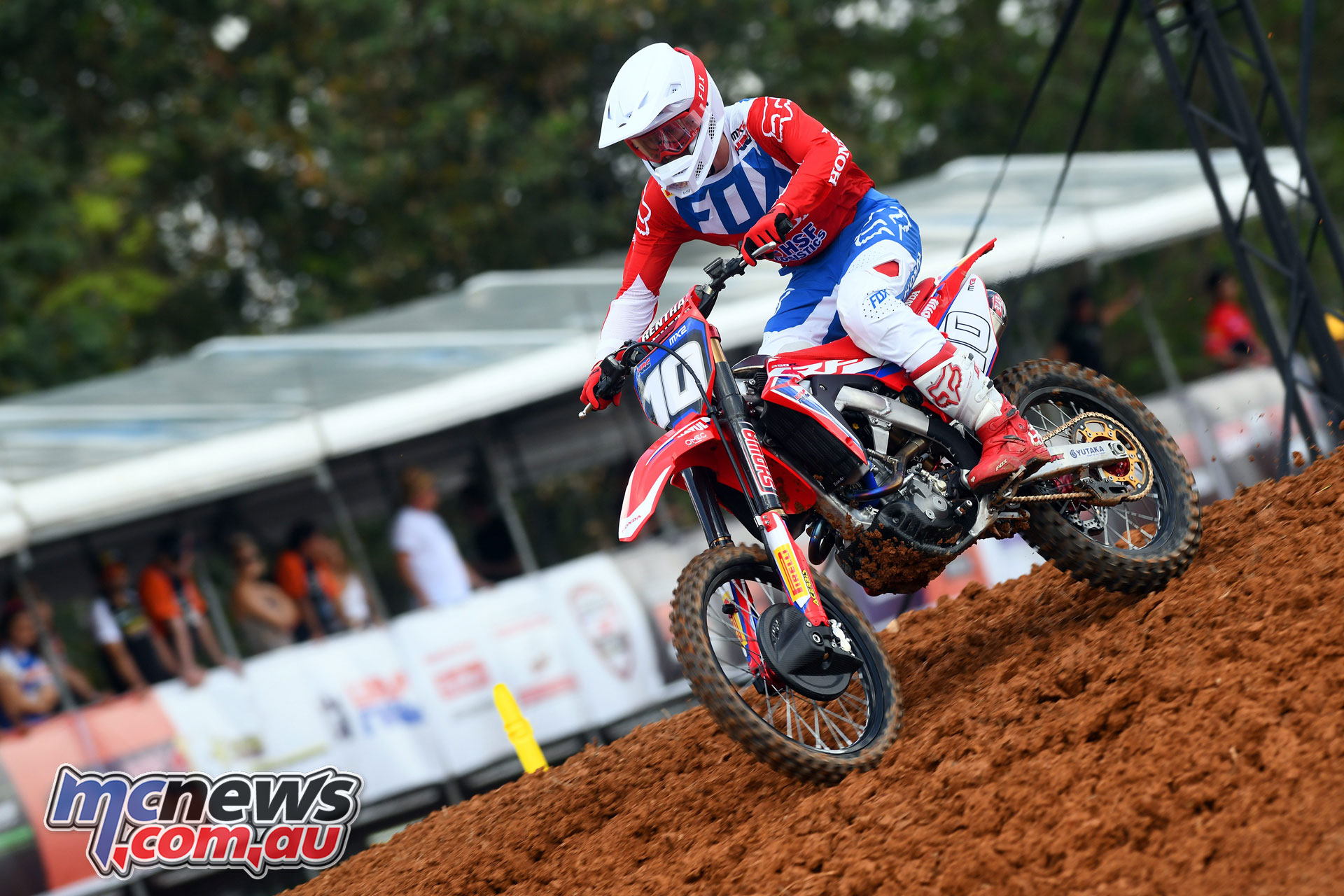 MXGP Indonesia MX Vlaanderen action