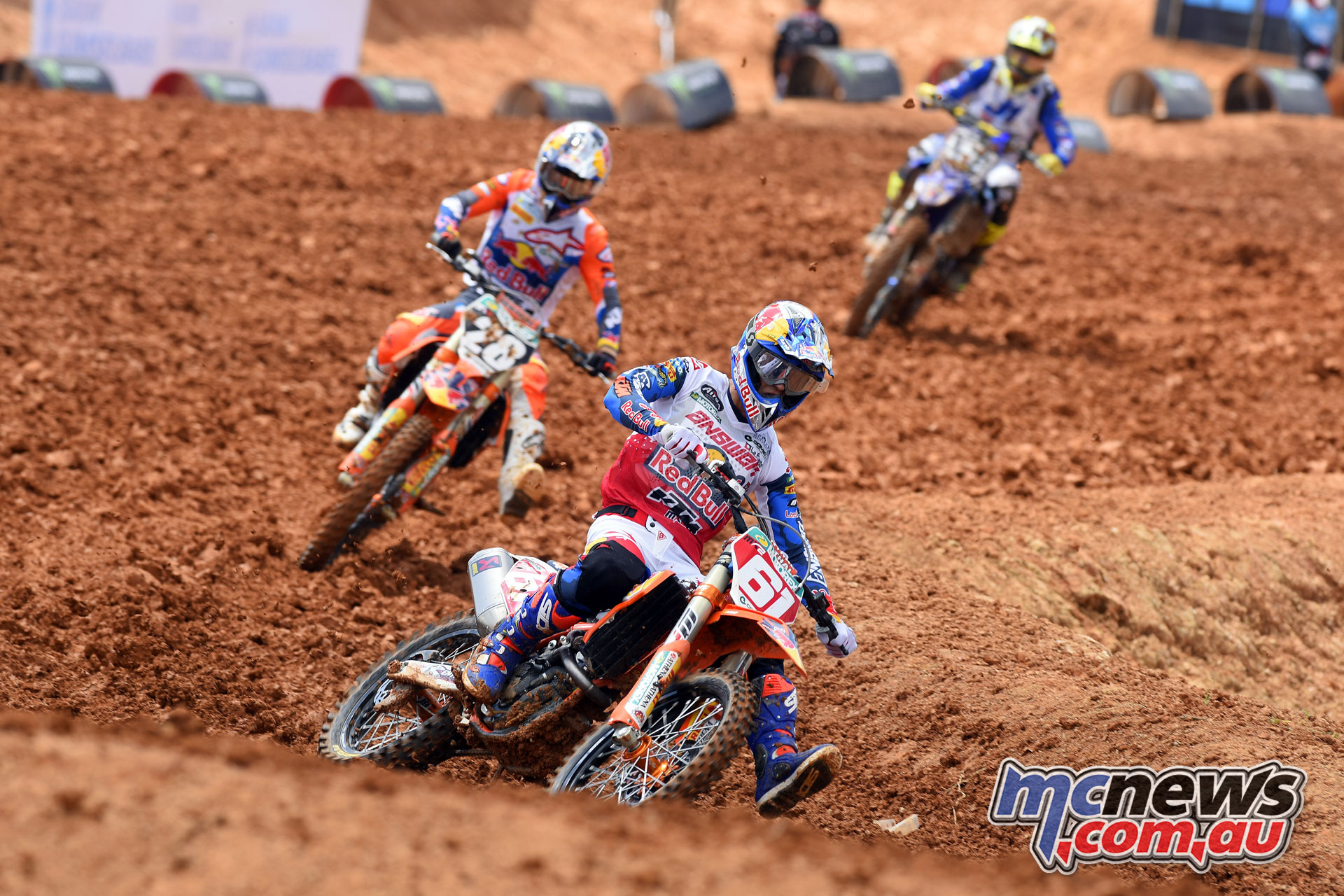 MXGP Indonesia MX Prado action