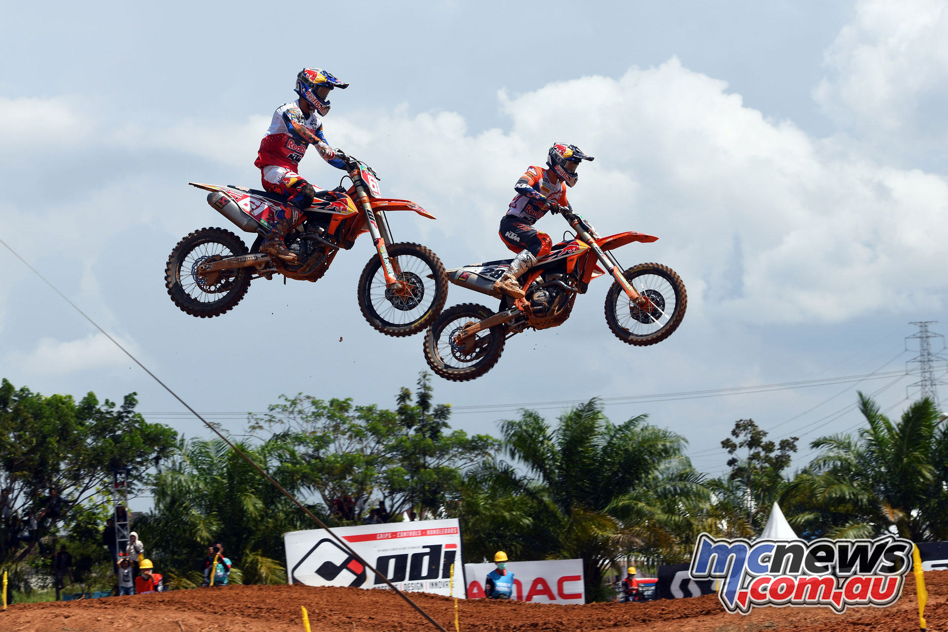 MXGP Indonesia MX Prado Vialle action