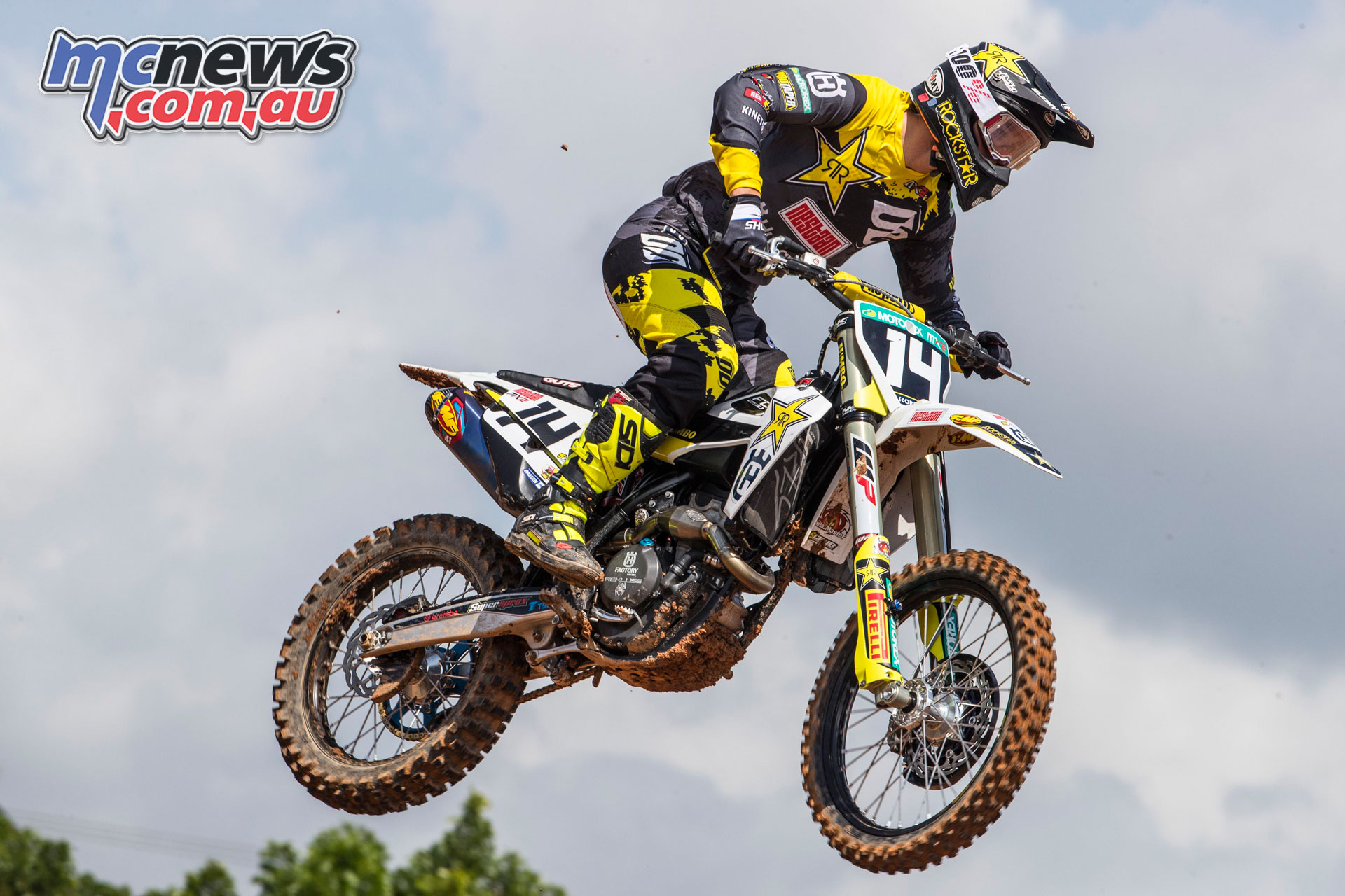 MXGP Indonesia Jed Beaton
