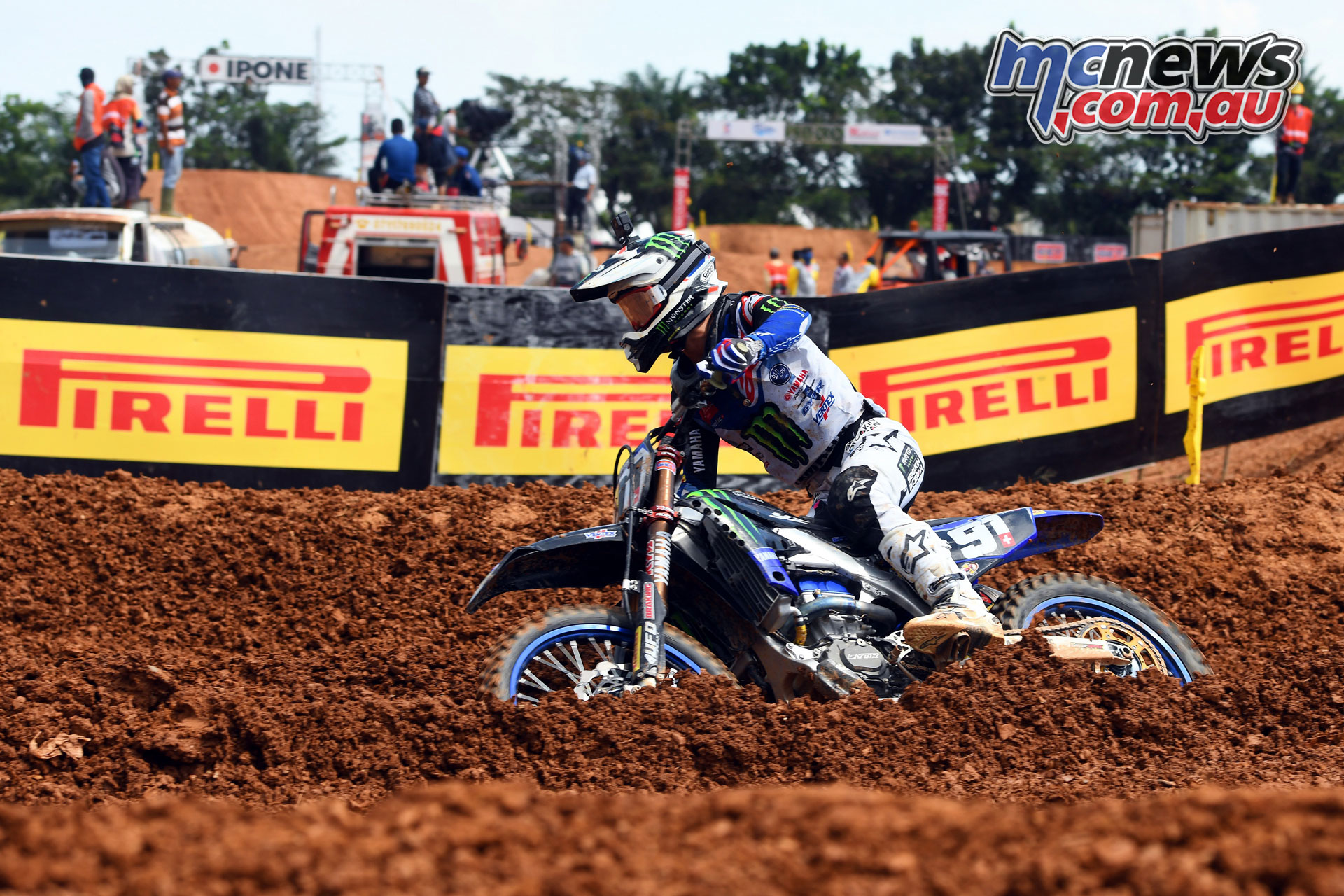 MXGP Indonesia Jeremy Seewer