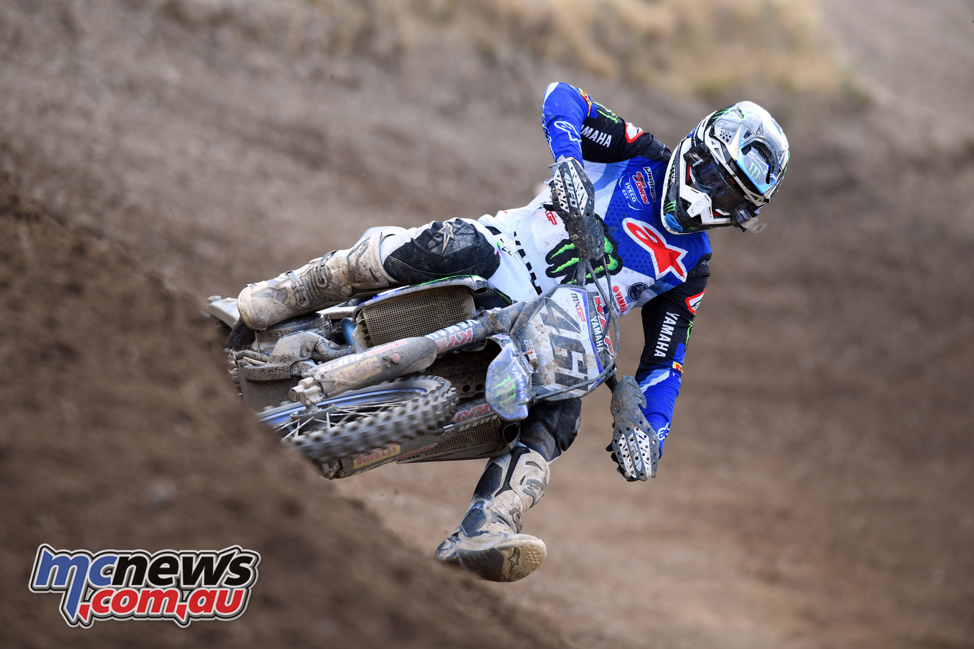 MXGP Rnd Czech Loket MX Febvre action