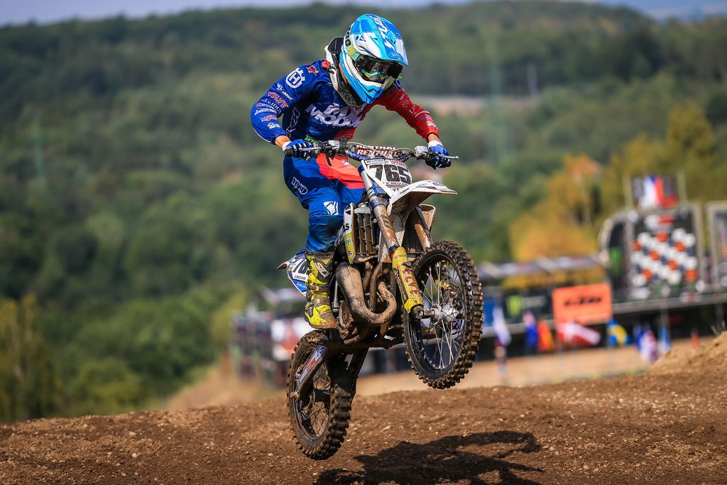 MXGP Rnd Czech Locket EMX BIDZANS