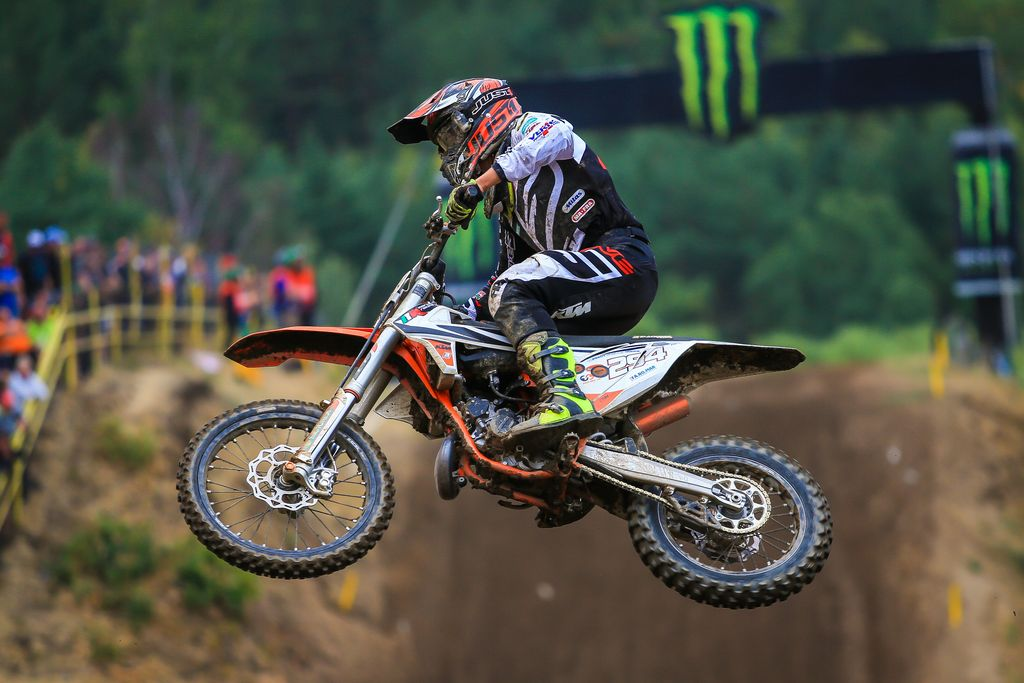 MXGP Rnd Czech Locket EMX LATA