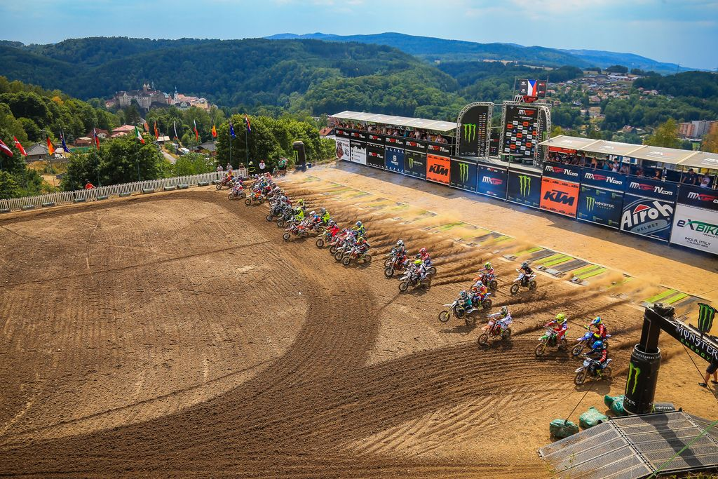 MXGP Rnd Czech Locket EMX START