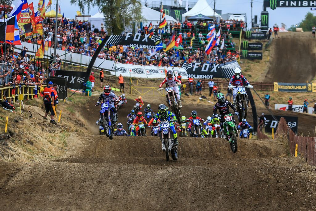 MXGP Rnd Czech Locket WMX Start