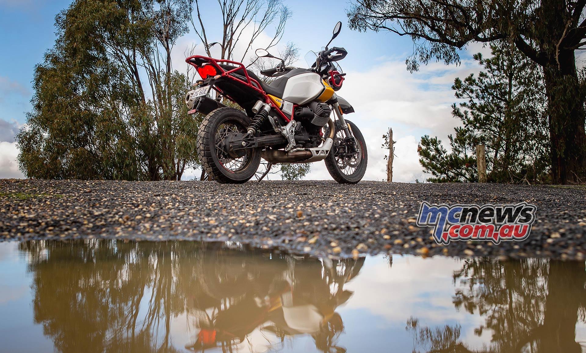 Moto Guzzi V85 TT Review | Motorcycle Tests | MCNews com au