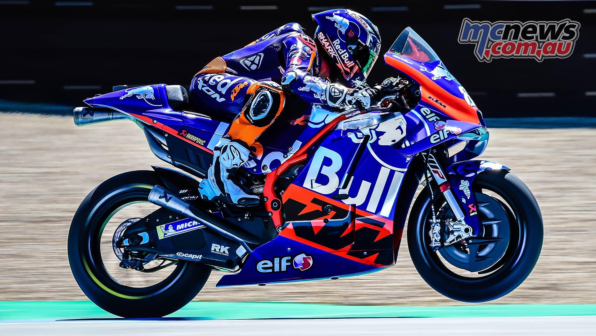 MotoGP Rnd Assen Race Miguel Oliveira