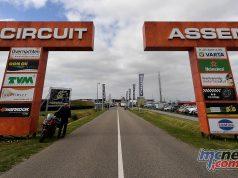 MotoGP Rnd Assen Sign