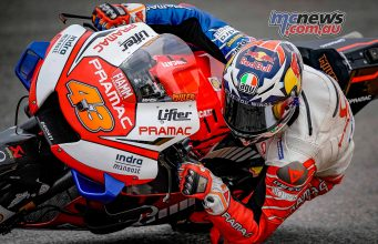 MotoGP Rnd Sachsenring Fri Miller