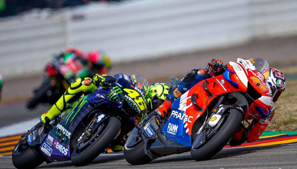 MotoGP Rnd Sachsenring Germany Jack Miller