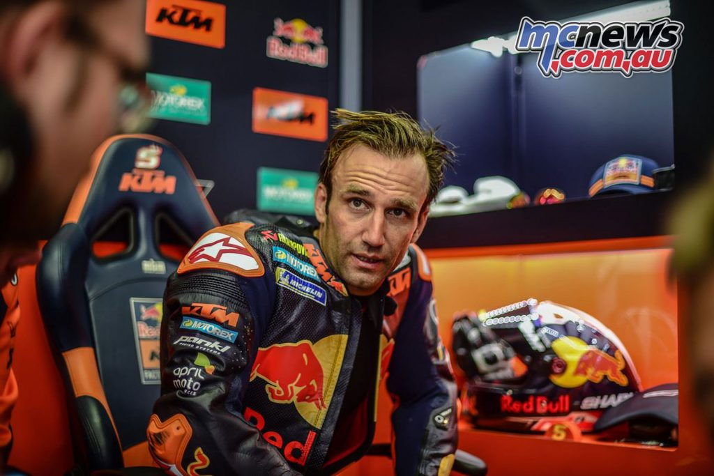 MotoGP Rnd Sachsenring Germany Johann Zarco