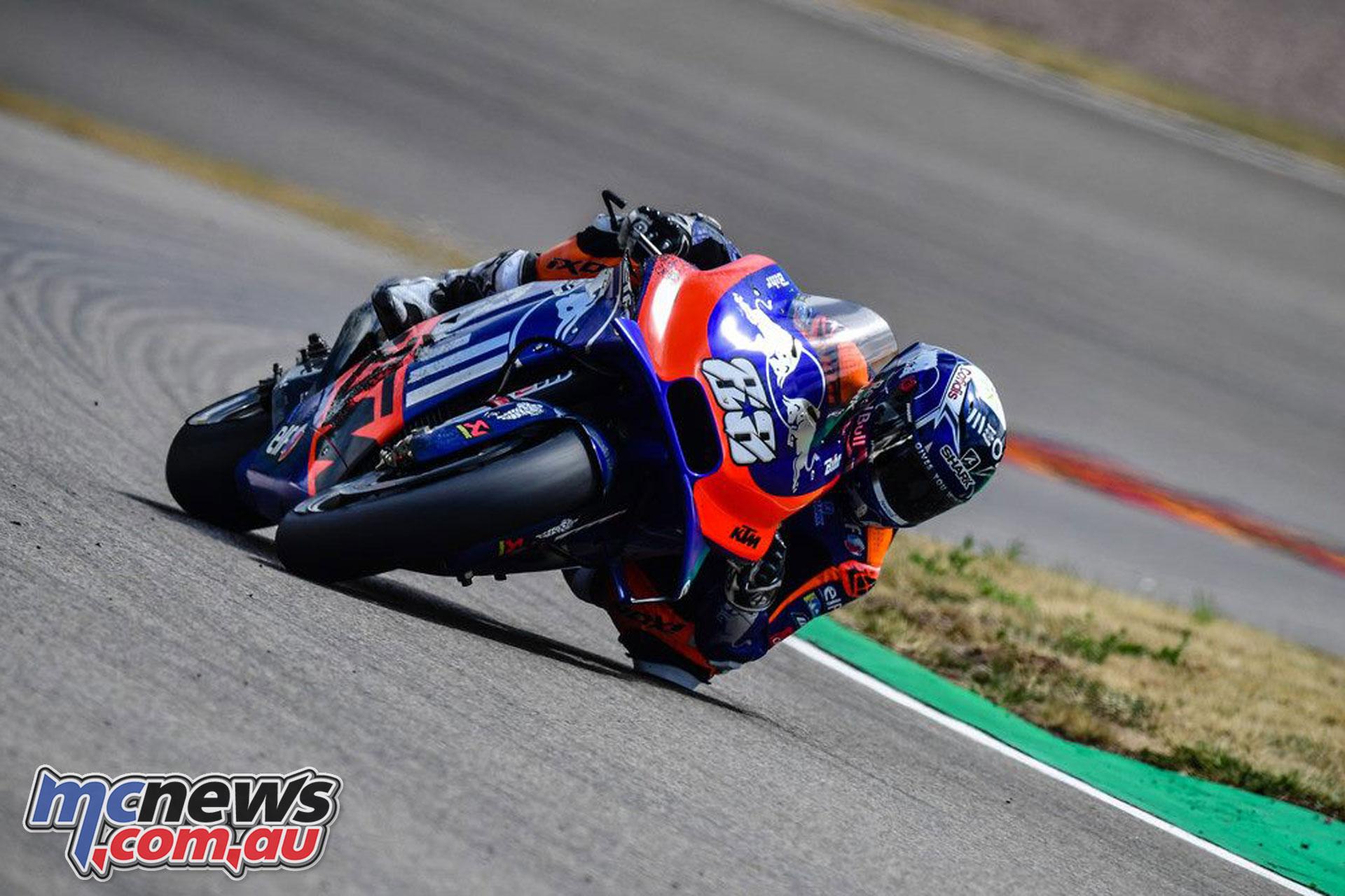 MotoGP Rnd Sachsenring Germany Miguel Oliveira