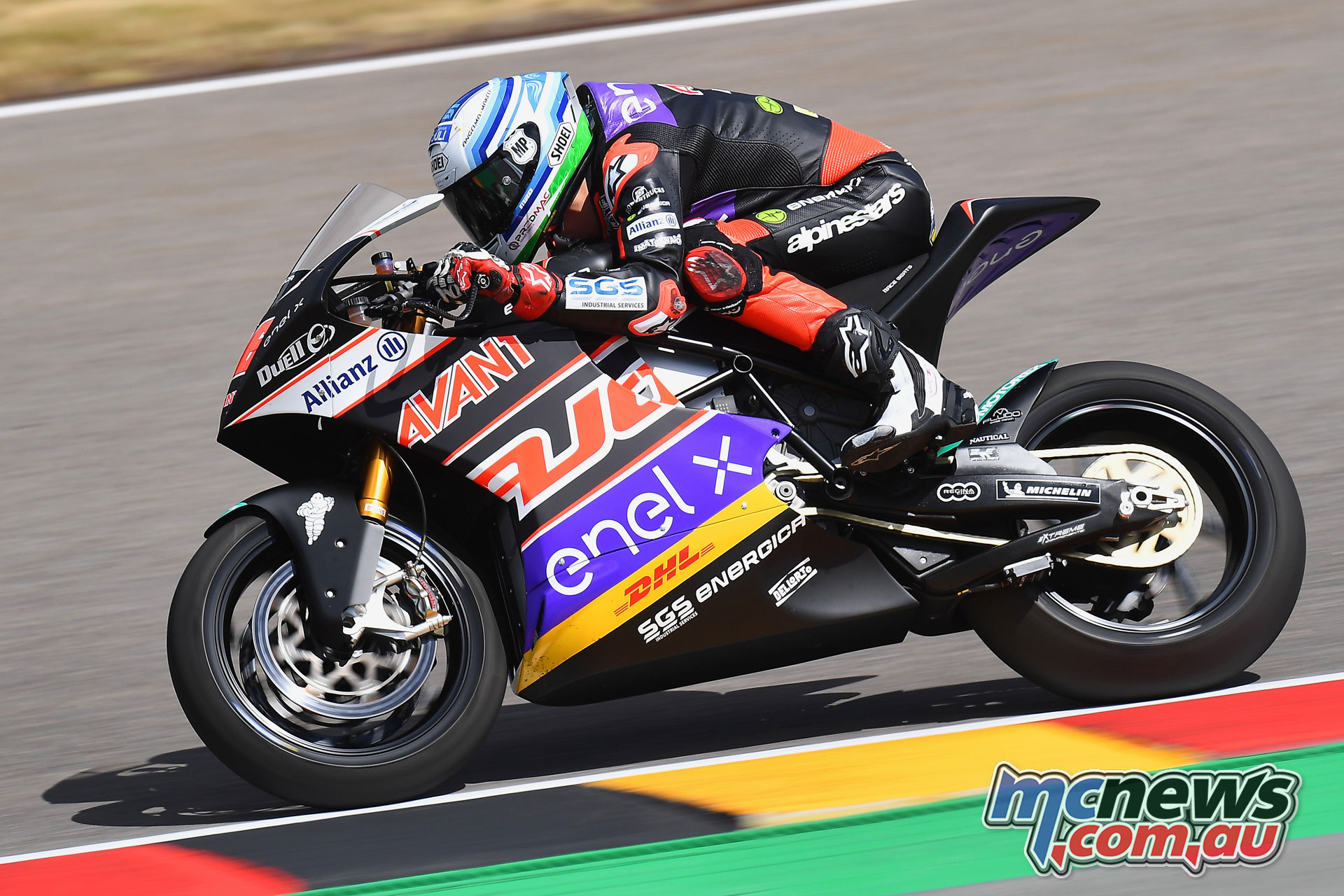MotoGP Rnd Sachsenring Germany MotoE