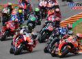 MotoGP Rnd Sachsenring Germany MotoGP Field